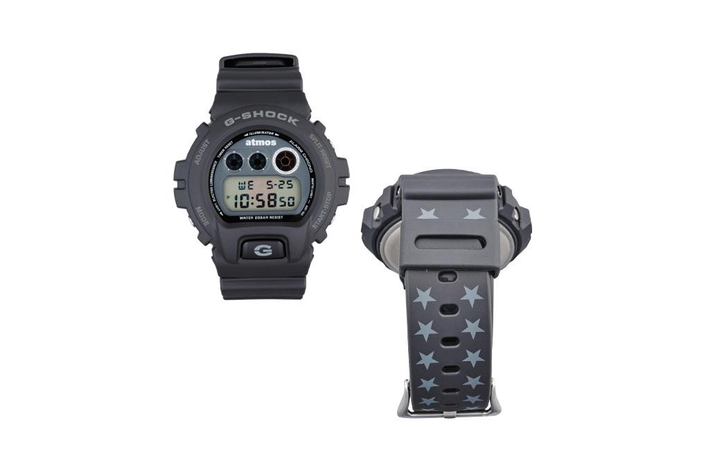 atmos & Medicom Toy Present a Limited Edition G-SHOCK & BE@RBRICK