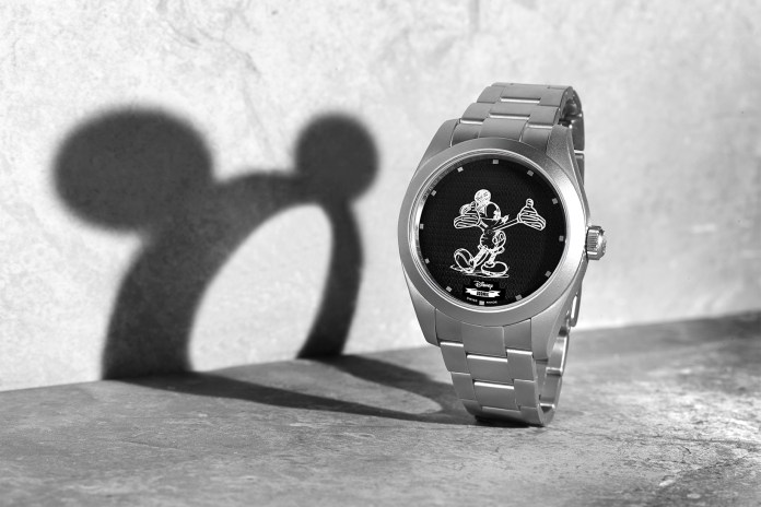 Mickey Mouse Meets Bamford Watch Department & The Rodnik Band