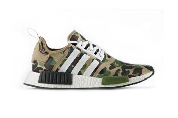 A Bathing Ape x adidas Originals NMD R1 to Release After Black Friday