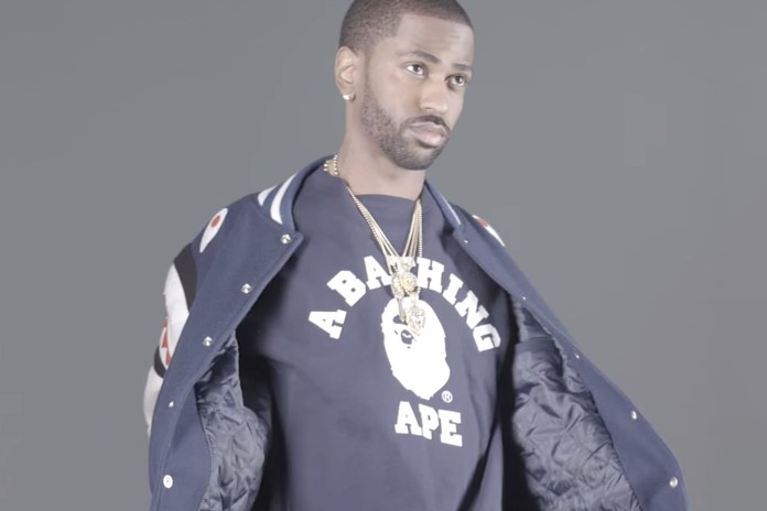 A Bathing Ape Taps Big Sean to Model 2016 Fall/Winter Range