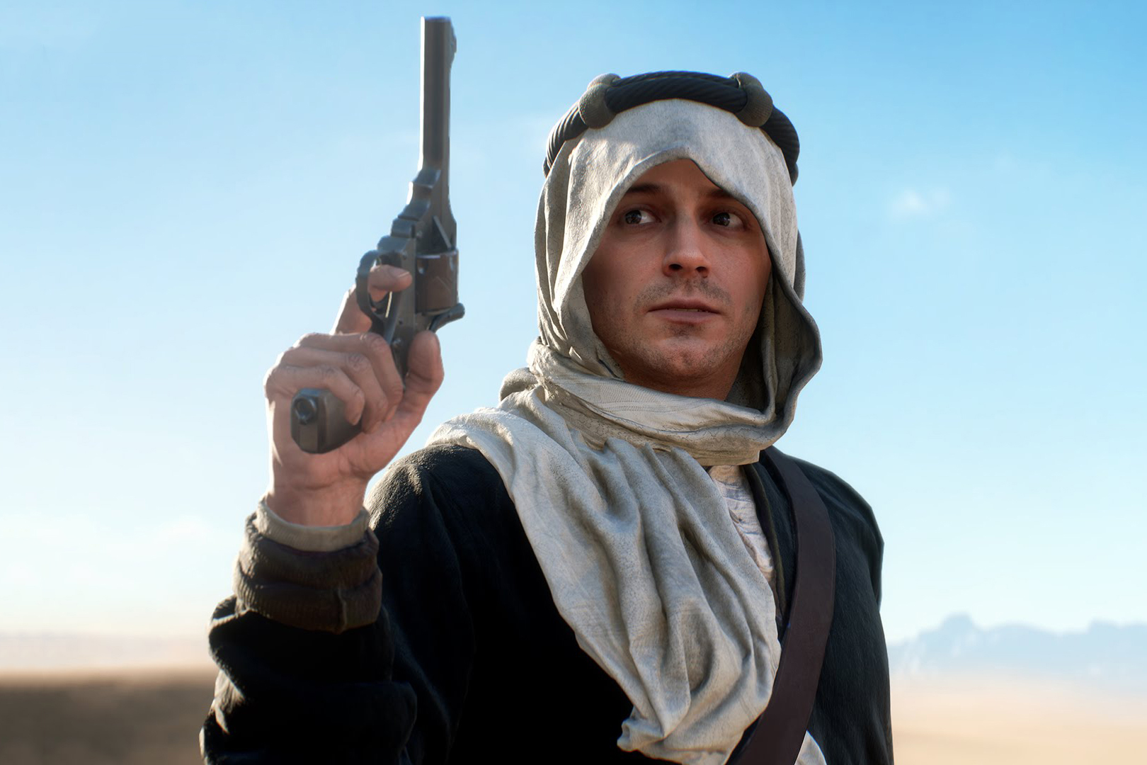 A First Look at the Single-Player Gameplay of 'Battlefield 1'