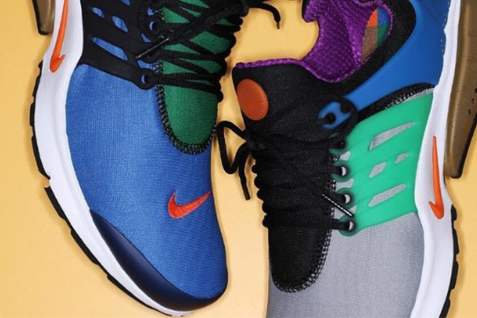 BEAMS Teams up With Nike for Upcoming Multicolored Air Presto