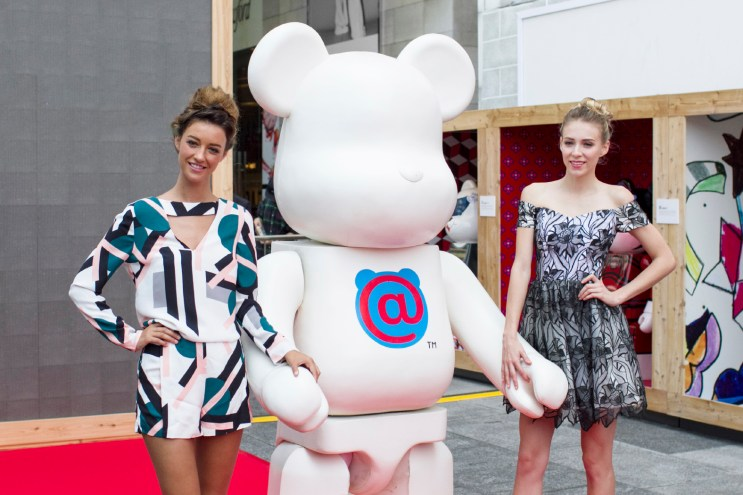 Medicom Toy Collaborates With 37 Fashion Labels for 'Style up BE@RBRICK' Charity Exhibition