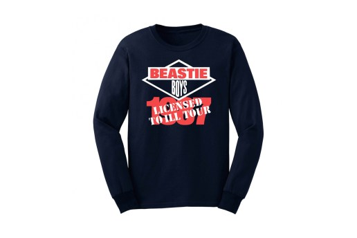 Beastie Boys to Release New 'Licensed to Ill' Merch for 30th Anniversary
