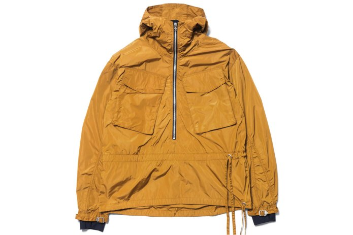 The PP Anorak Is a Testament to BED J.W. FORD's Technical Expertise