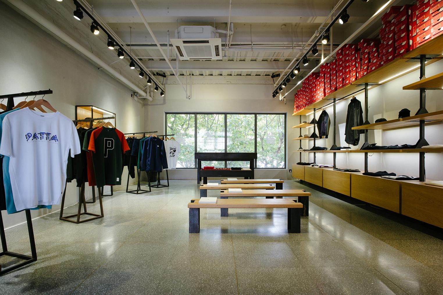 HEATWAVE @ DOE Shanghai Pop-up With Patta, Futur & Han Kjobenhavn