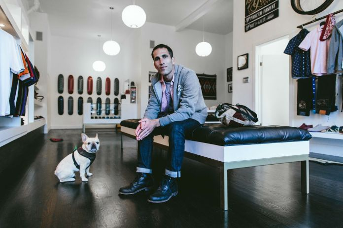 Benny Gold Closing 16th Street Flagship Location