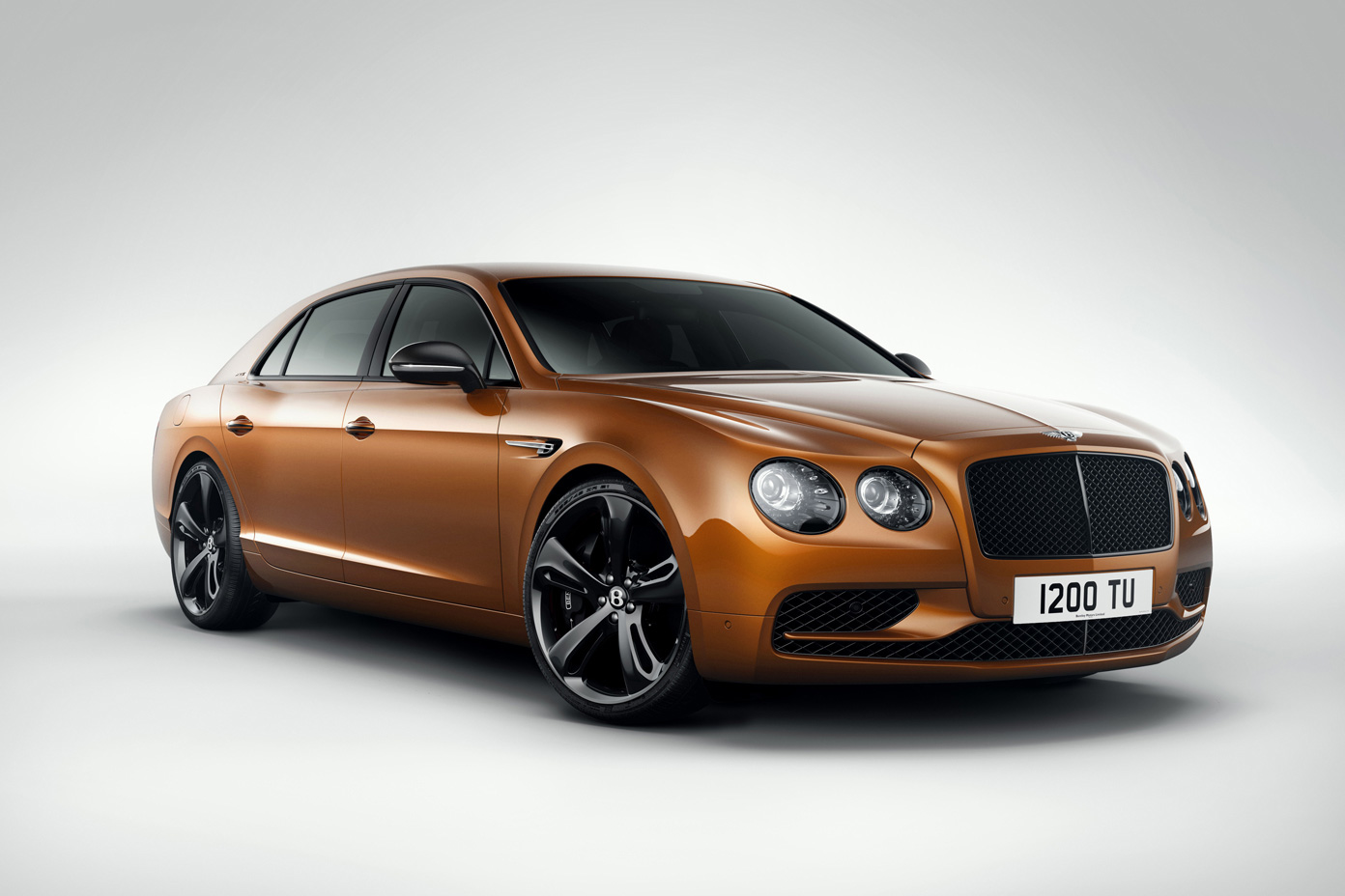 The New Bentley Flying Spur W12 S Is the Fastest Sedan Ever
