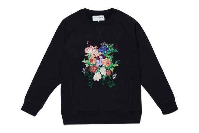 Bianca Chandôn Drops a Round of Class Superlative Tees and Floral Crewnecks