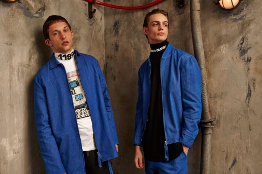 Blood Brother's 2016 Fall/Winter Collection Carefully Balances Strong Prints and Solid Colors
