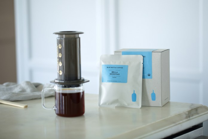 Blue Bottle Introduces Its Perfectly Ground Coffee