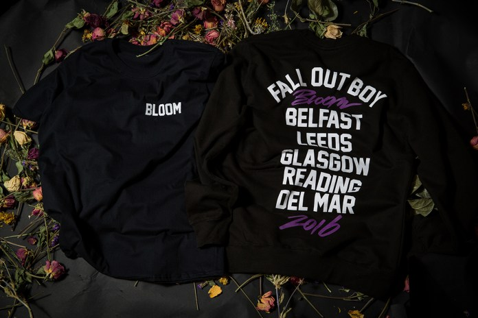 "Bobby Hundreds and Fall Out Boy's Pete Wentz Collaborate on ""Bloom"""