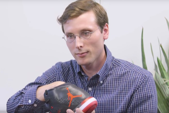 Awkward Sneakerhead Brad Hall Gives Us His Take on the New Air Jordan XXXIs
