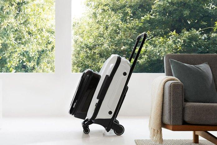 Bugaboo Designs a Modular Luggage System