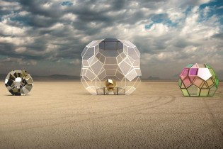 Take a Look at the Best Structures of Burning Man 2016