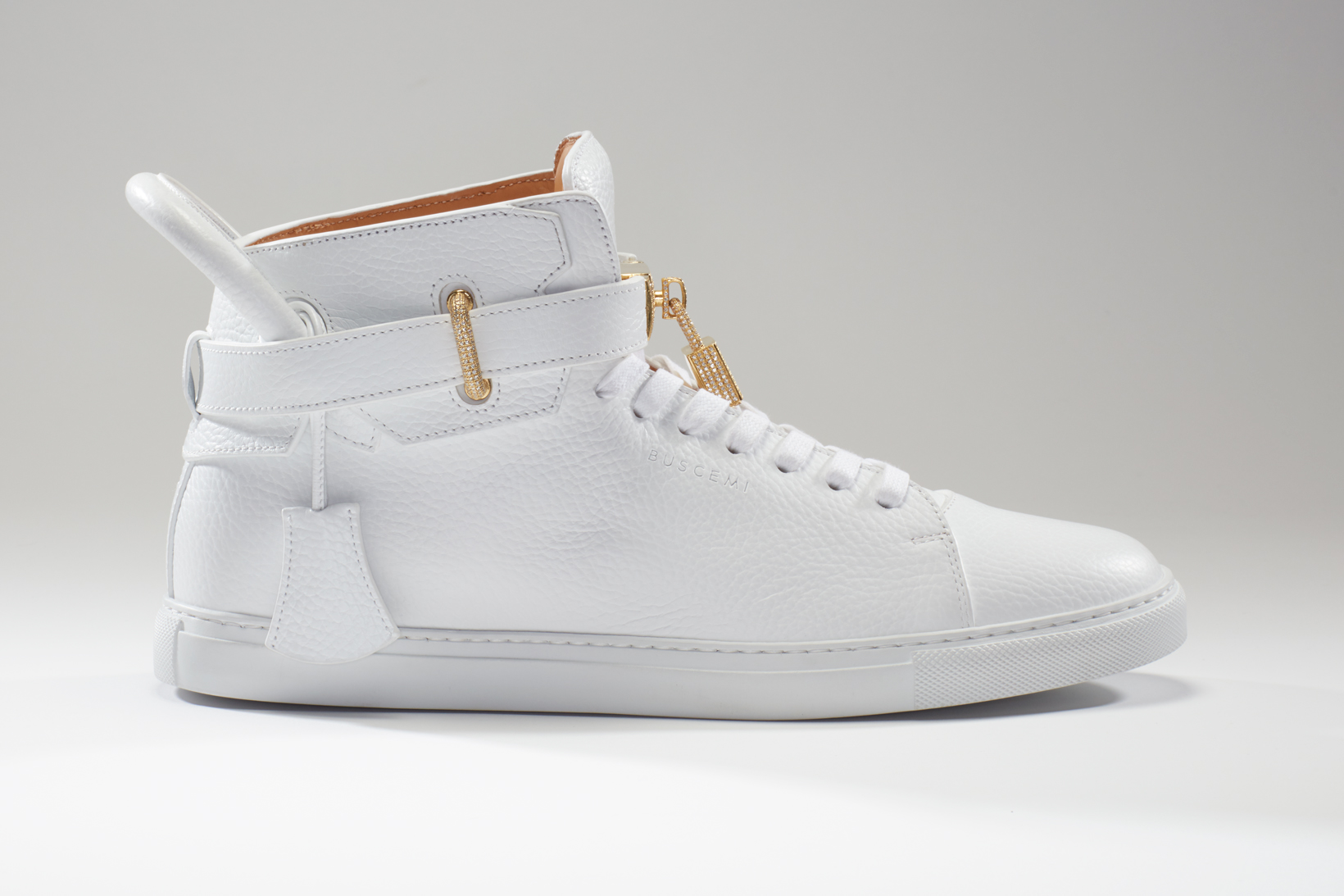 BUSCEMI's Latest 100mm Diamond Sneaker Costs a Whopping $132,000 USD