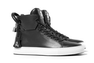 mastermind JAPAN Teams up With Buscemi for a New Street Luxe Sneaker