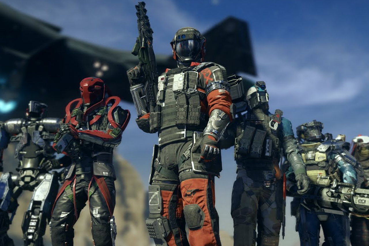 Another Look at 'Call of Duty: Infinite Warfare' Multiplayer Has Arrived