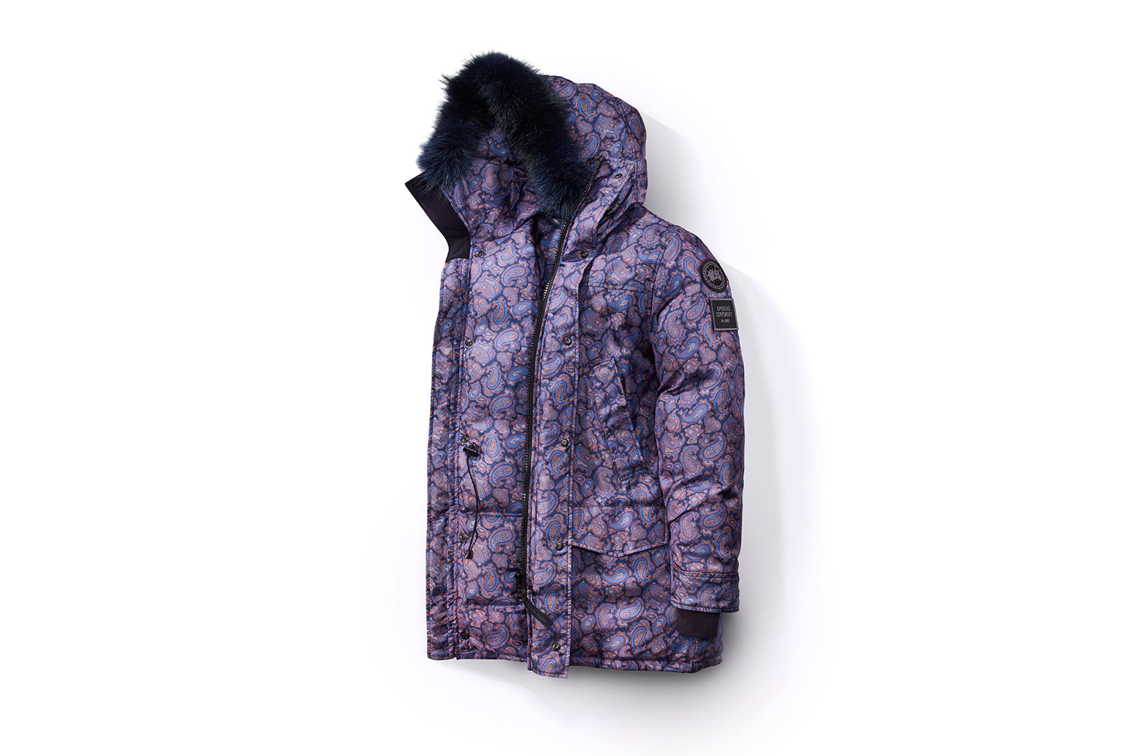 Canada Goose toronto sale cheap - Canada Goose x Opening Ceremony 2016 Paisley Collection   HYPEBEAST