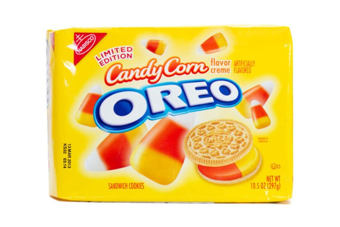 Candy Corn Oreos Make a Comeback