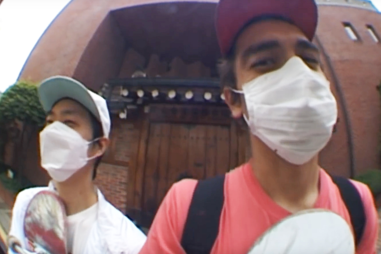 "Carhartt WIP's Skateboard Team Rides Through South Korea in the ""Seoul, Past & Neo"" Video"