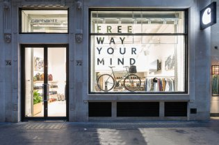 Take a Look at the Carhartt WIP Store in London Before It Opens