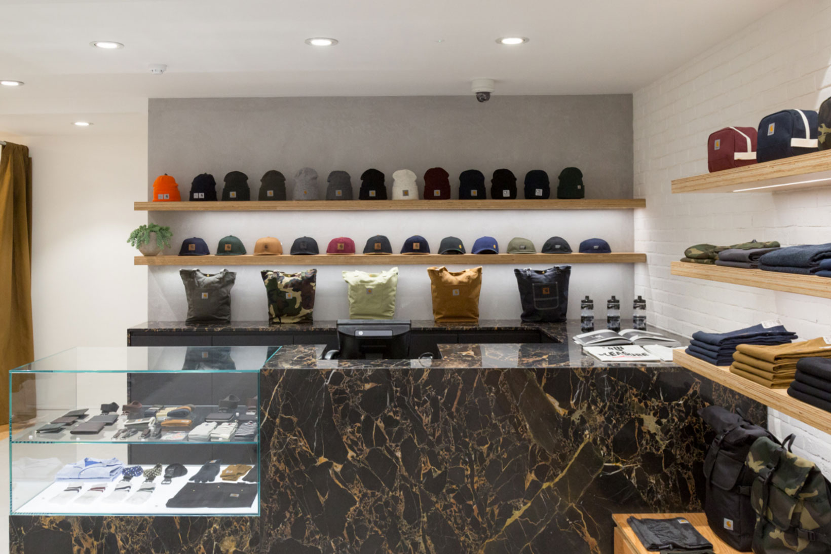 Take a Look at the Carhartt WIP Store in London Before It ...