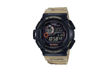 Casio G-Shock Unveils the Master in Desert Camouflage Collection