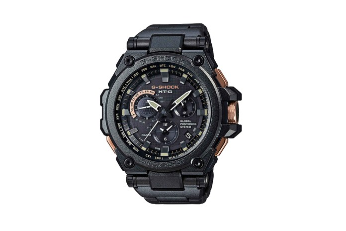 Casio Unleashes a Trio of Metal Twisted G-Shock Watches