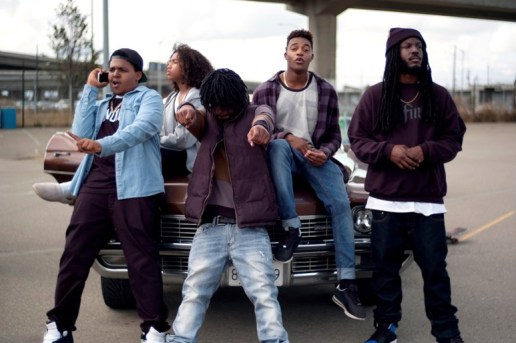 The Cast of 'Kicks' Talk Filming in Oakland, Street Shootings and Getting Robbed