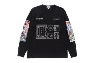 C.E and Hinge Finger Join Forces on a Capsule Range of Tees