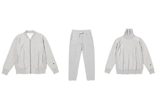 Champion x niko and ... Reverse Weave Sweat Collection
