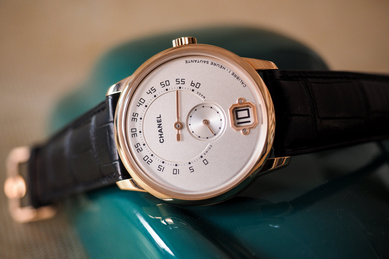 Chanel Monsieur De Chanel Baselworld Timepiece Watch