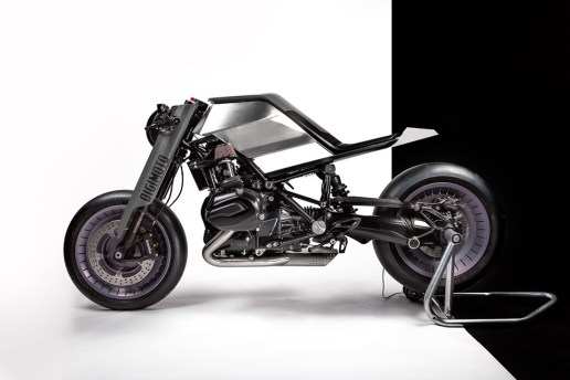 Virtual Reality Inspires Christian Zanzotti's Razor-Sharp Digimoto Bike