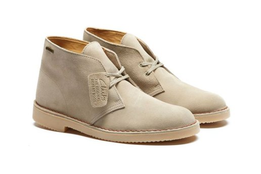 Clarks' Desert Boot Gets a GORE-TEX Upgrade
