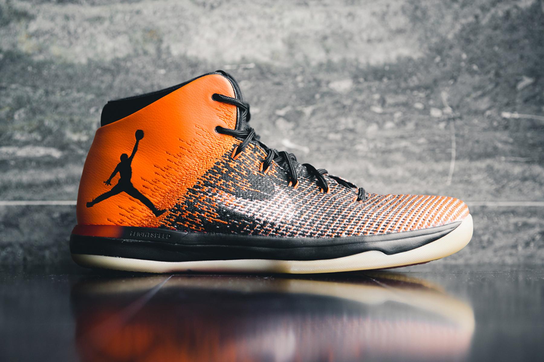 "A Closer Look at the Air Jordan XXXI ""Shattered Backboard"""