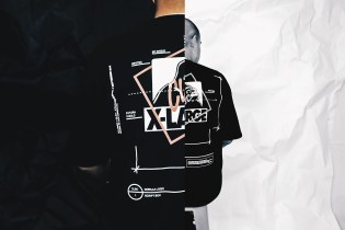 CLSC Injects Fresh Blood Into Original XLARGE Graphics