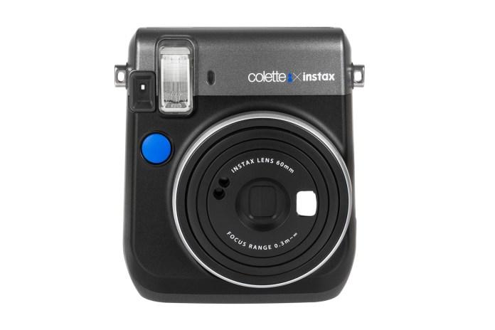colette & Fujifilm Collaborate on a Limited Edition Instax Mini 70