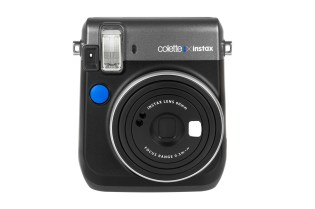 colette & Fujifilm Collaborate on a Limited Edition Instax Mini 70