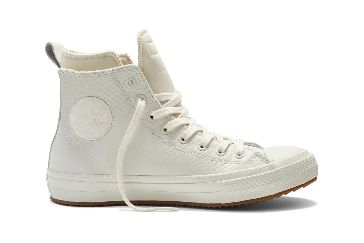 Converse Gives Its Chuck Taylor a Winter Makeover
