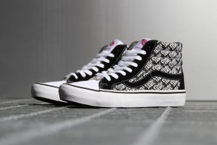 Vans & Coors Light Reissue Their Collaborative Sk8-Hi