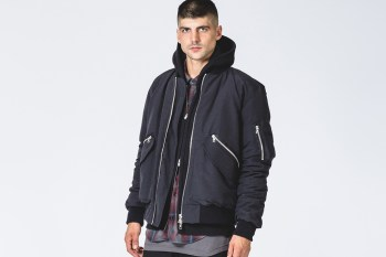 CYPRESS Unveils a Military-Inspired 2016 Fall/Winter Lookbook