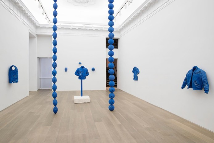 Have a Look Inside Daniel Arsham's First Solo Exhibition in New York