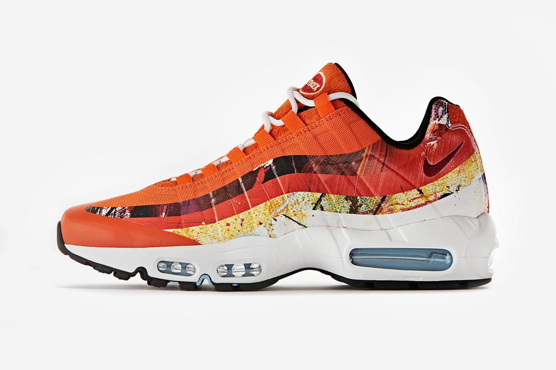 Dave White Nike Air Max 95 - 1304741