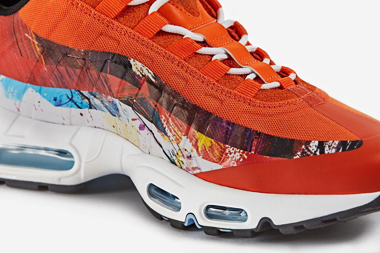 Dave White Nike Air Max 95 - 1304739