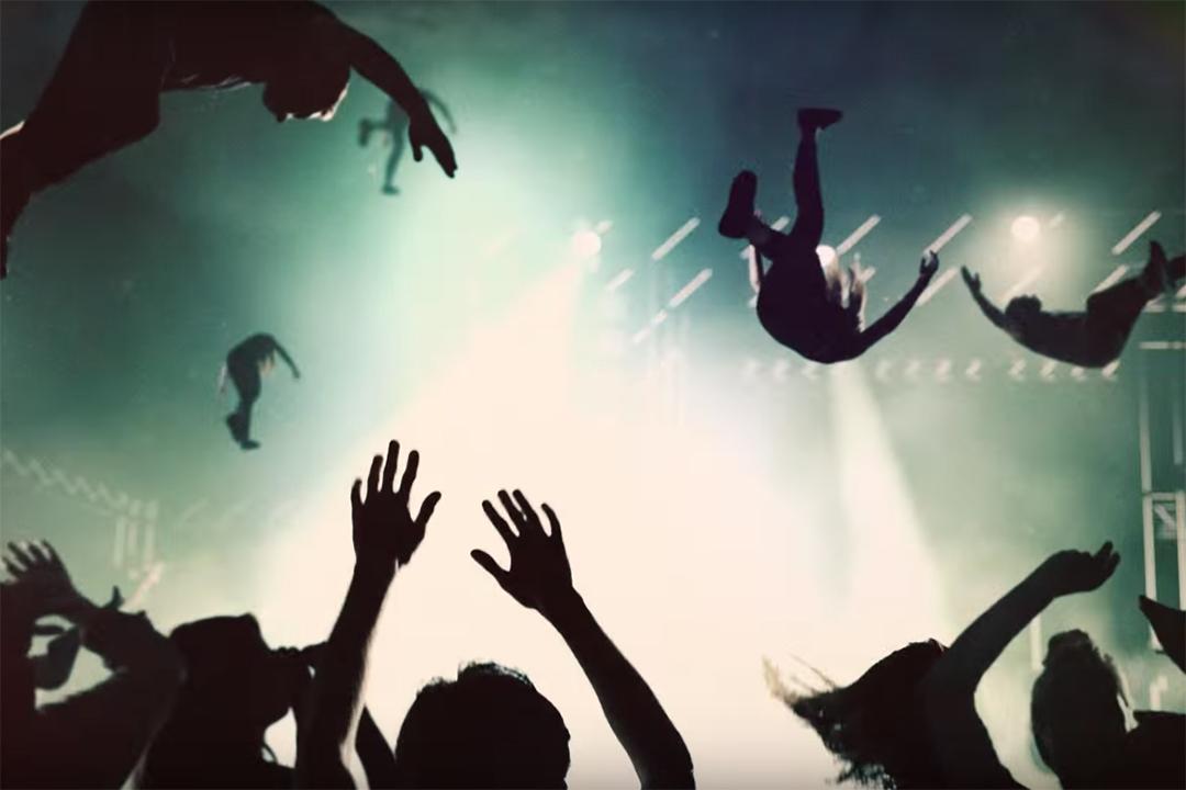 Desperados Creates a Zero Gravity Music Festival Above the Las Vegas Desert