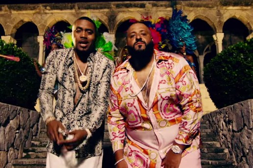 "DJ Khaled & Nas Head to the Carribean for Vivid ""Nas Album Done"" Video"