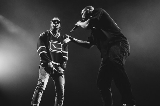 A New Drake and Future Song Is on Its Way