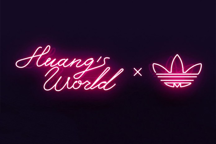Eddie Huang of Viceland's 'Huang's World' Is Collaborating With adidas Originals