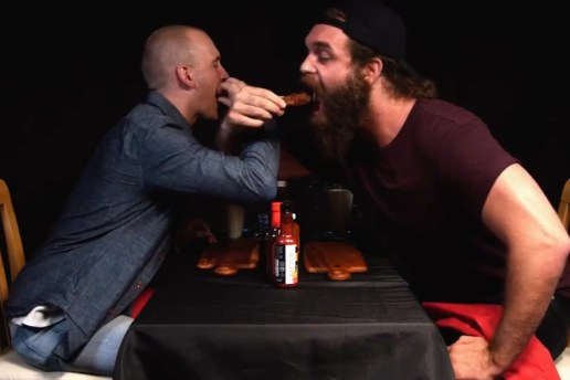 Can Epic Meal Time's Harley Morenstein Conquer the 'Hot Ones' Challenge?